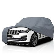[cct] Semi-custom Fit Full Car Cover For Land Rover Series 2a 1961-1970