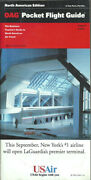 Oag Official Airline Guide North American Pocket Timetable 8/92 [1031]