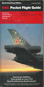 Oag Official Airline Guide North American Pocket Timetable 10/27/91 [1031]