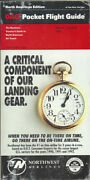 Oag Official Airline Guide North American Pocket Timetable 4/4/93 [1031]