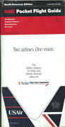 Oag Official Airline Guide North American Pocket Timetable 7/93 [1031]