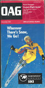 Oag Official Airline Guide North American Pocket Timetable 12/94 [1031]