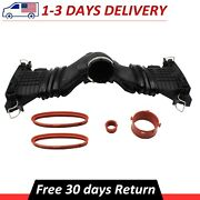 Air Cleaner Intake-duct Hose For Mercedes M642 W166 A6420901642 Air Mass Meter