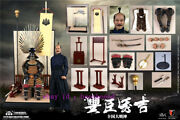 New Coomodel Se082 1/6 Empire Series Toyotomi Hideyoshi Deluxe Edition In Stock