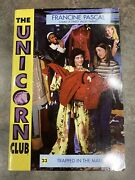 Trapped In The Mall 23 Unicorn Club Francine Pascal 1998 Paperback Book