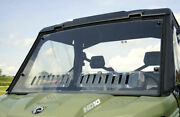 Falcon Ridge Aerovent Front Windshield Hard Coated - Can Am Defender 16-21