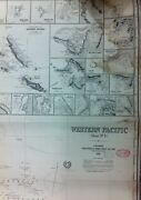 Western Pacific Chart No 3 / 1881