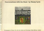 Danny Lyon / Conversations With The Dead Photographs Of Prison Life Signed 1st