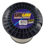 Tuf-line Guides Choice Hollow Spectra Braid 130 Lb Test / 2500 Yds / White