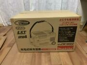 Makita Rechargeable Cool Box 18v Battery Cw180dz Cold Insulation Main Unit Jp