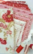 Sweet 16 Laundry Basket Quilts Edyta Sitar Andover Fabric 20 Fat Quarters