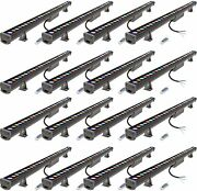 16packs 18w Led Wall Washer Rgb Multicolor Linear Strip Bar Stage Lighting 38.9
