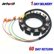 9amp Outboard Stator For Mercury 1984-199050and60hp-3cyl1989-199730and40hp