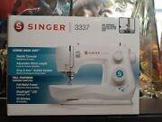 Brand New Singer 3337 Simple 29-stitch Heavy Duty Home Sewing Machine☆new☆