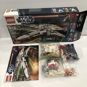 Lego Star Wars X-wing Starfighter - 9493 Used 100 W/ Box And Instructions