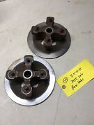 Cub Cadet 3225 Tractor 3000 Series Rear Hubs With Brake Disk