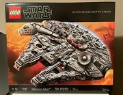 Lego 75192 Star Wars Millennium Falcon Ultimate Collector Series - New And Sealed