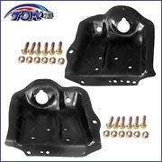 2pcs Front Coil Spring Tower Shock Mount Right And Left Set For Ford F150