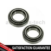 2x Timken Rear Wheel Bearing And Race Set For Ford Country Sedan 19571970