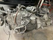 Ford 226 Flathead 6 Cylinder With Transmission