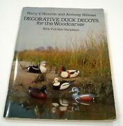 New Decorative Duck Decoys Woodcarver Full Size Templates Book Shourds Hillman