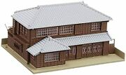 Used Kato Gauge House Built In Building 23-482 Model Railroad Supplies