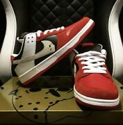 Ds Warren Lotas Custom Jason Vorhees Dunk Low Sb Sz 7.5 In Hand