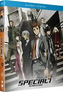 Special 7 Special Crime Investigation Unit -the Complete Series [blu-ray]