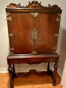 Cabinet Has Been In Our Family Over 100 Yearsandnbsp Mint 45hx41wx21d
