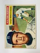 1956 Topps Complete Your Set 1 To 350 Vg To Near Mint Free Shipping