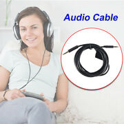 Replacement For A10 A40 A30 Audio Cable Cord Works W/ Pcs And Macs W/ 3.5mm Jack
