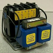 New Charles F. Warrick Type -1d1bo A.c Line 115v Control Relay