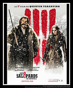 The Hateful Eight C 4x6 Ft French Grande Rolled Movie Poster Original 2016