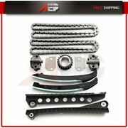 For Ford 5.4 Sohc V8 Timing Chain Kit Truck Excursion Expedition Vin Lzm3