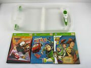 Leap Frog Tag Reading System Pen Reader 3 Books Included In Case Works Great🌟🌟