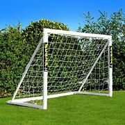 6ft X 4ft Forza Soccer Goal Post And Net | Perfect First Backyard Goal [optional