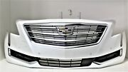 2016-2018 Cadillac Ct6 Platinum Front Bumper Assembly Oem W/night Vision Oem140x