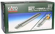 Used Kato Gauge Double Track Plate On-the-other-side Home Set 23-127 Model