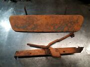 Dodge Power Wagon Cowl Vent And Linkage