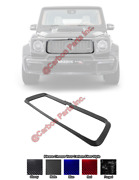 W463a Carbon Fiber Grille Frame Cover Brabus Style Mercedes G-class W464 G63