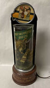 As Is Rare Vtg Schlitz Beer Bear Unexpected Guests Sign Light