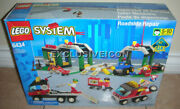 1999 Vintage Lego System 6434 Roadside Repair 207 Pcs Brand New In Sealed Box