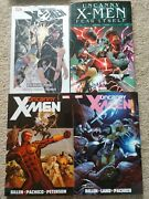 Uncanny X-men Breaking Point Fear Itself Vol 1 2 Collection Lot Hardcover Tpb Hc