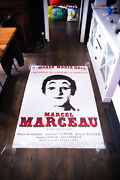 Marcel Marceau Moliere Honor 1990 39 X 59 French Original Poster