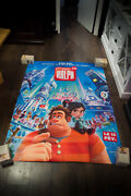 Wreck It Ralph 2 4x6 French Grande Rolled Movie Poster Original 2018
