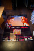 A Map Of The World S. Weaver 4x6 Ft French Grande Movie Poster Original 1999