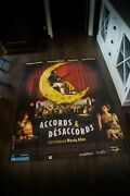 Sweet And Lowdown 4x6 Ft French Grande Movie Poster Original 2000