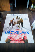 Ladykillers Ethan Joel Cohen 4x6 Ft French Grande Movie Poster Original 2004