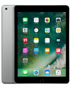 Lot Of 5x Apple Ipad 5th Gen. 32gb Wi-fi 9.7 - Space Gray - Good Condition