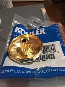 Kohler Replacement Dome handle 58742 Polished Brass